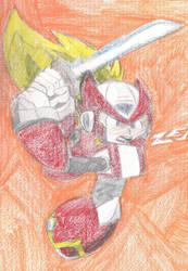 MMX-Zero Traditional by Goldie-P2Luigi
