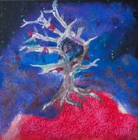 Space Tree by HarmoniaChaosu