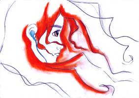 Wind blow by HarmoniaChaosu