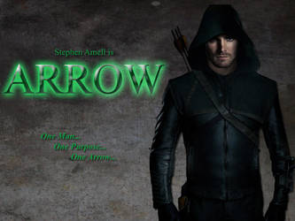 Arrow Wallpaper by Zithirax35