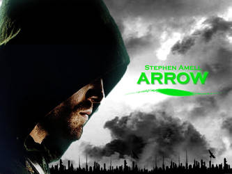 ARROW CITY WALLPAPER by Zithirax35
