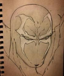 Daily Sketch Spawn by JasonMarten