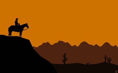 Western Sunset by aeremita