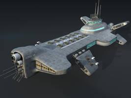 Adria VII cruiser by cr8g