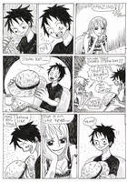 one piece, gift 7 by heivais