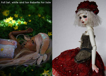 dolls for sale by ball-jointed-Alice