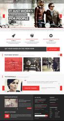 CityHub: Blog WordPress Theme by sandracz