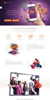 Landing page - BeTheme by sandracz
