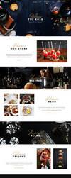 ROSA - An Exquisite Restaurant Theme by sandracz