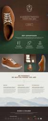 BeHandmade - Shoes Web Template by sandracz