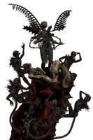 Shin Godzilla Spawns by Vrahno
