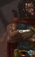 X-Men: Bishop by dr-conz