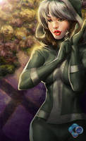 X-Men: Rogue by dr-conz