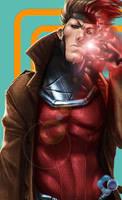 X-Men: Gambit by dr-conz