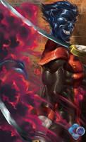 X-Men: Nightcrawler by dr-conz