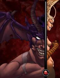 devilman fanart by dr-conz