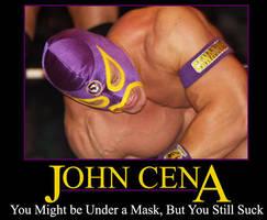 John Cena Motivational Poster by kydragon