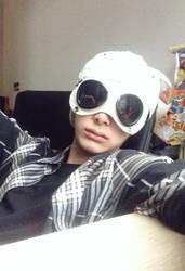 Hyungwon Mask by GAJR01BAS0BFF