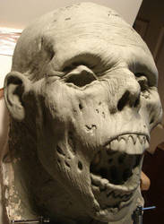 Mummy sculpt 3 by Nomad-11