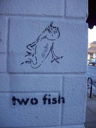 One Fish by Angel-Escondida