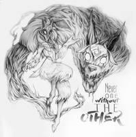 The eternal hunters by Balck-Angel