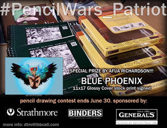 Pencil Wars June Contest by dacreativegenius
