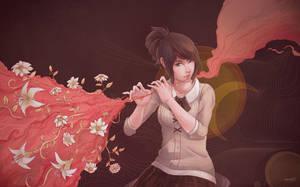 Crimson Silent by Farisato