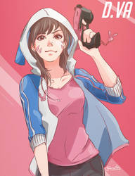 Casual D.VA by Farisato