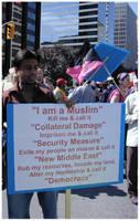 'I Am A Muslim' by SweetMysterium