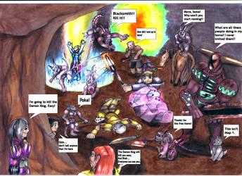 Metin2 ED11- Demon Domain by Blastile