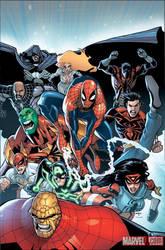 Spider-Man's Avengers by jcnkcks