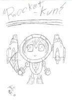 Rocket-kun by negativesanchez98