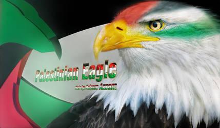 Palestinian Eagle by HaisamAzzam