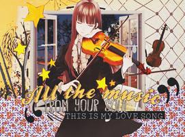Love the music~ by Yui-chanKawaii