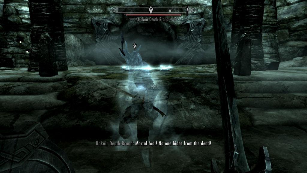 Skyrim The Ghost Of Haknir Death Brand By Spartan22294 On Deviantart