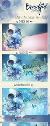 Beautiful | Collab by Cariii-Chan