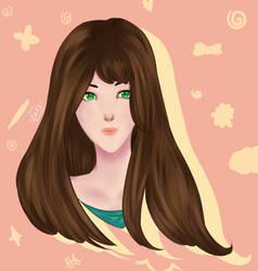 Random Bust by Cariii-Chan