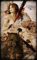 Zombie Slayer by Saidge42