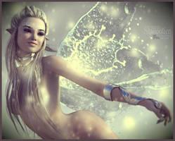 Sugar Plum Fairy by Saidge42