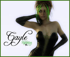 Gayle by Saidge42