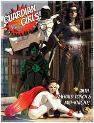 Guardian Girls! by Saidge42