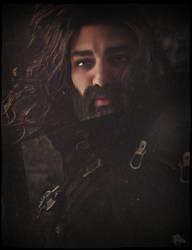 The Swordsman by Saidge42