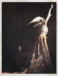 The Bride by Saidge42