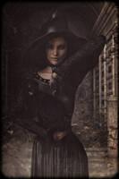 black cat by Saidge42