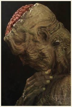 Frankenstein's Monster by Saidge42