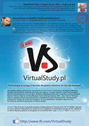 VirtualStudy Poster by zoNEDev