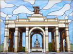 The Gate by Morinoska