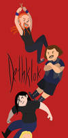 dethklok by raccoon-chan
