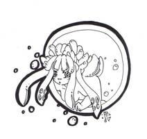 My Octypie by MonochromeRaver