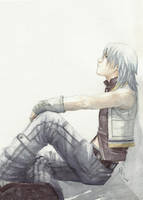 RIKU lost in nothingness by airasan